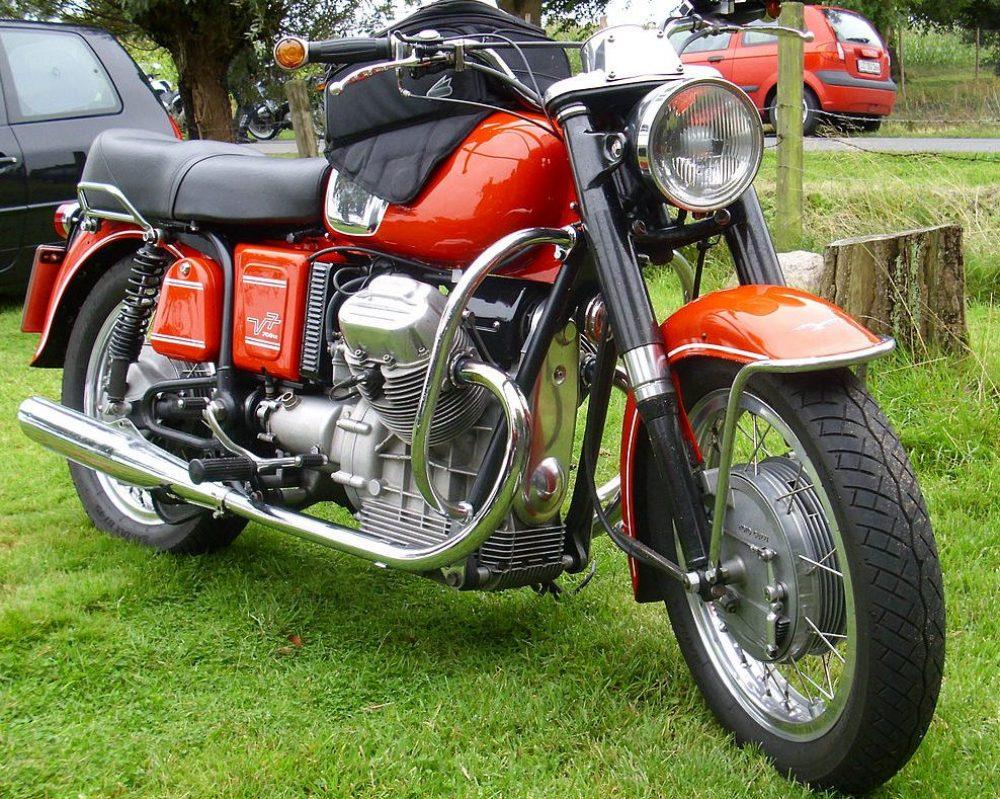 1960er Moto Guzzi V7