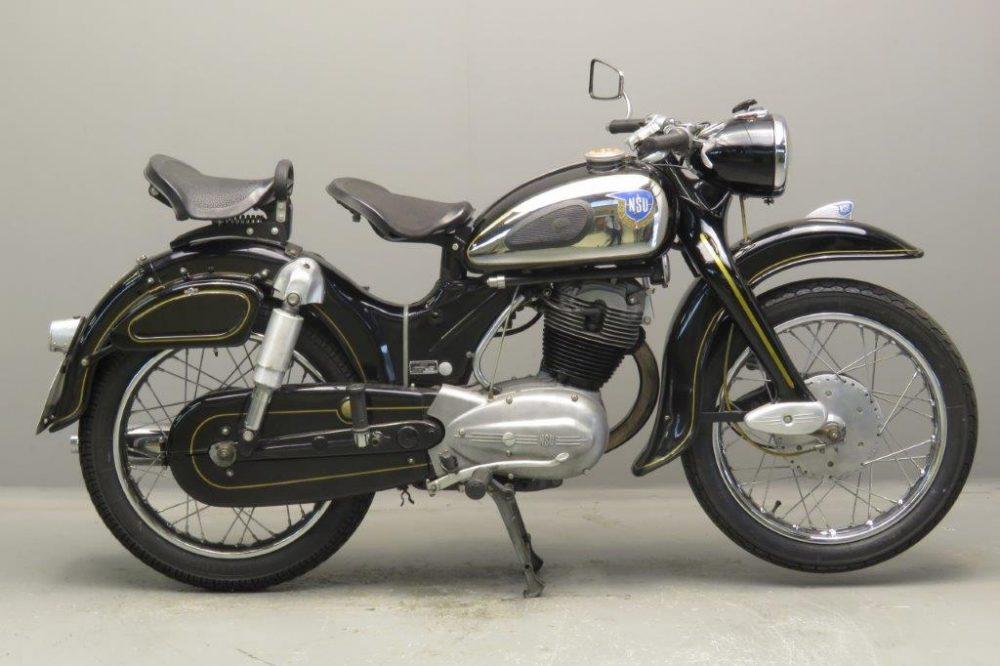1960er NSU Supermax