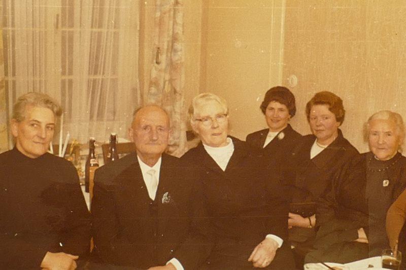 1960er OmaMama Feier