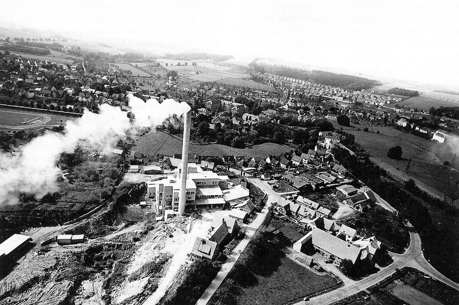1962 Zementwerk Evers1600