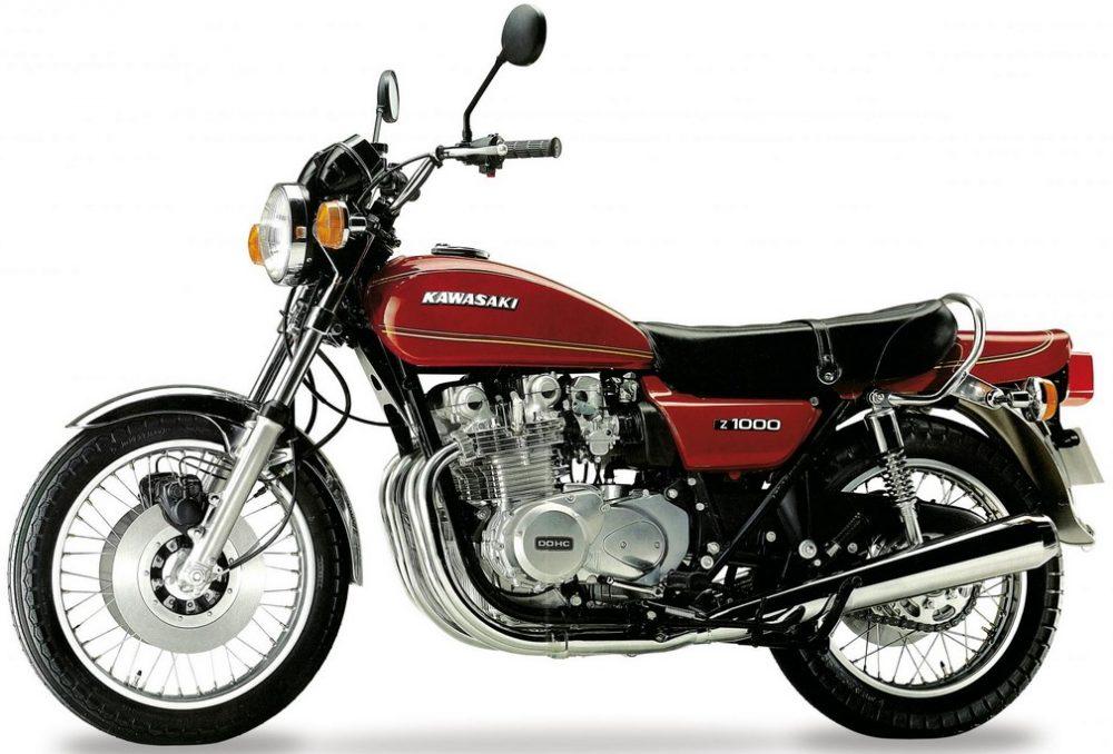 1970er Kawasaki Z1000