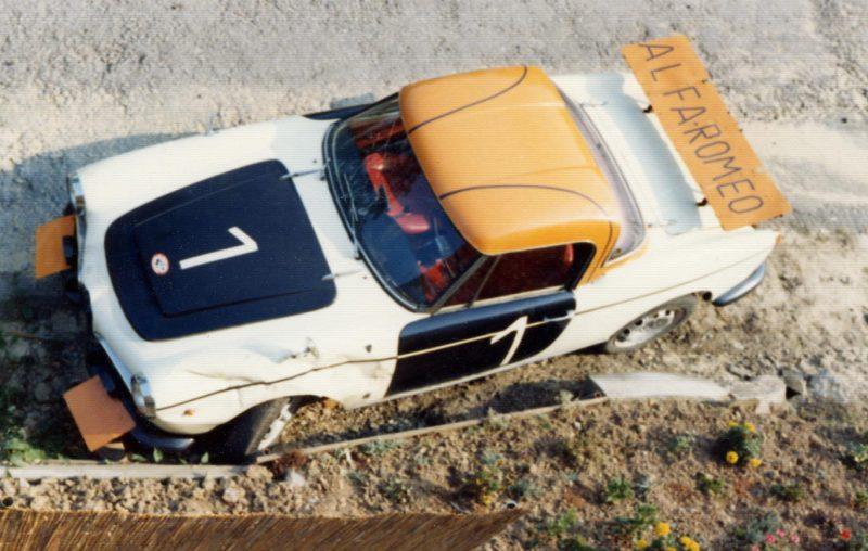 1972 AR Giulia Spider a