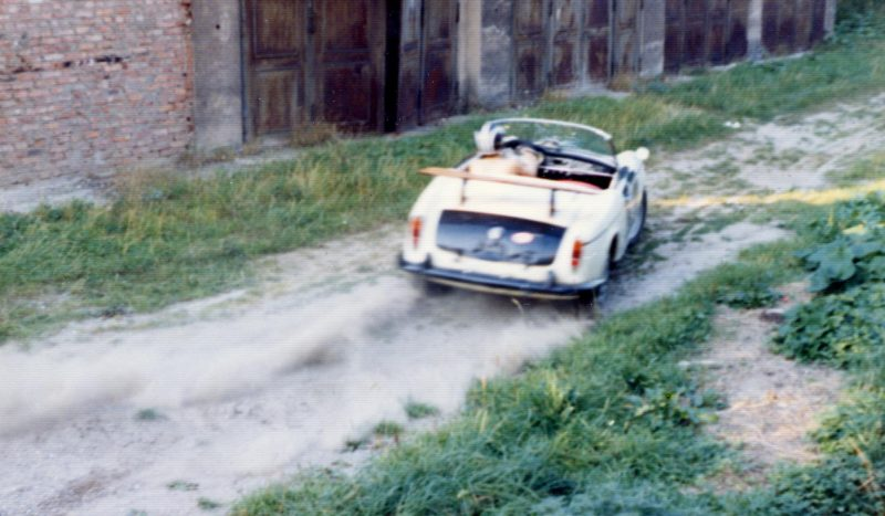 1972 AR Spider Drift FW