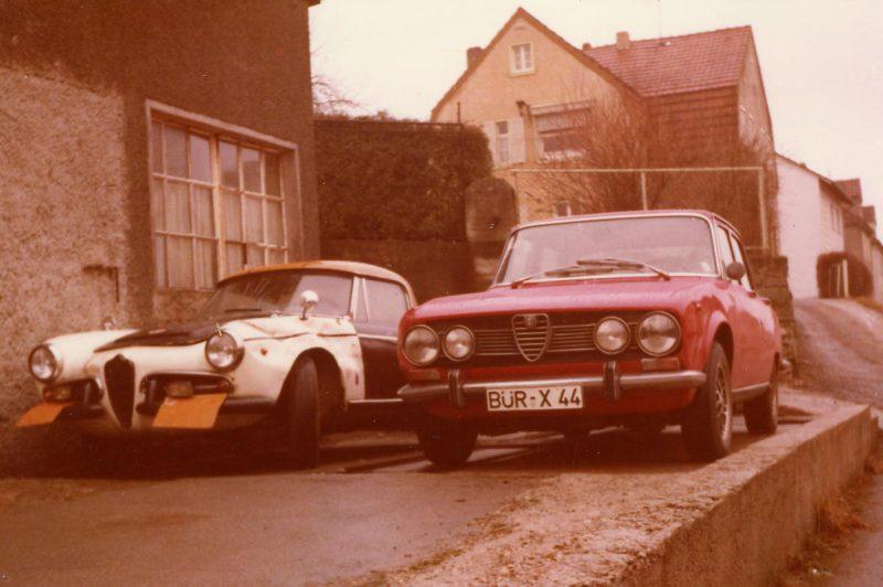 1973 AR 1750 Berlina