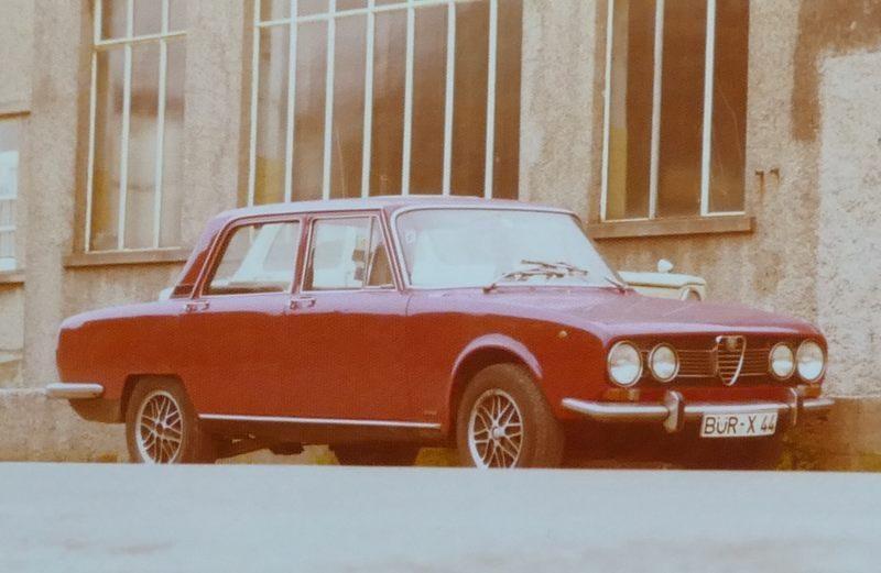1974 AR 1750 Berlina Sobiz