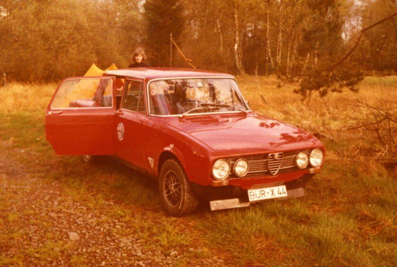 1975 AR 1750 Berlina a