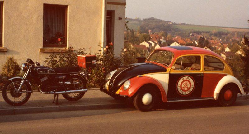 1976 VW 1200 RD350