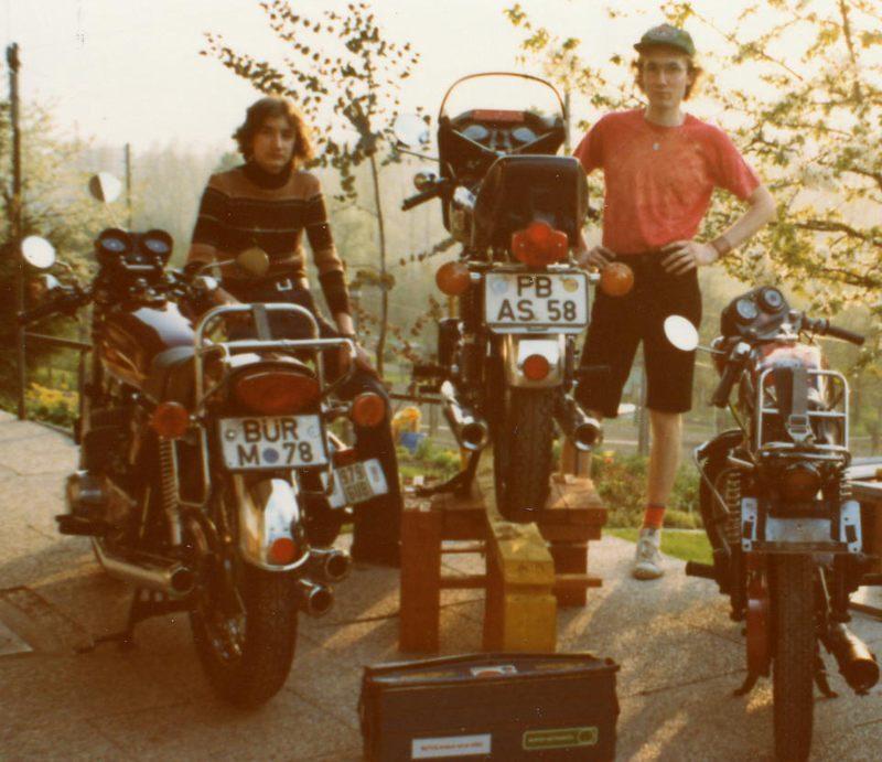 1977 Motorräder RW FW800