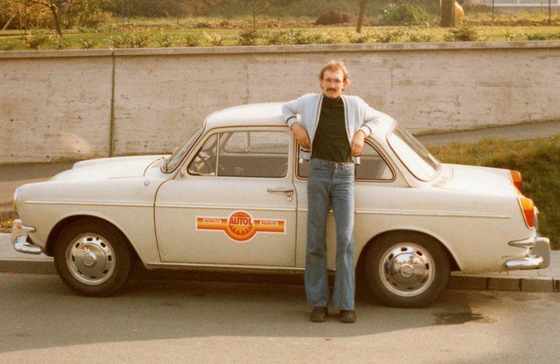 1977 VW 1600