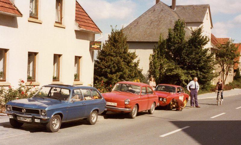 1979 Autos u Personen