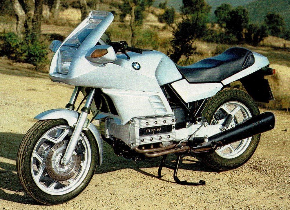 1980er BMW K100RS
