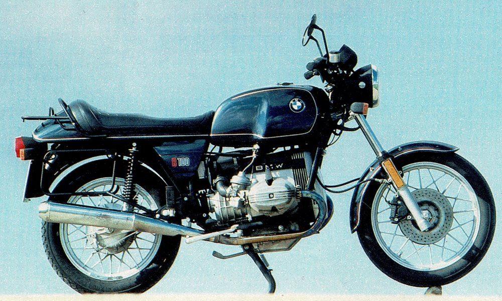 1980er BMW R100