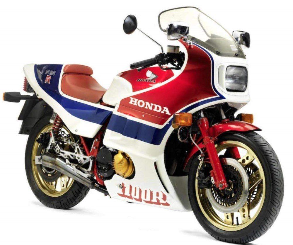 1980er Honda CB1100R