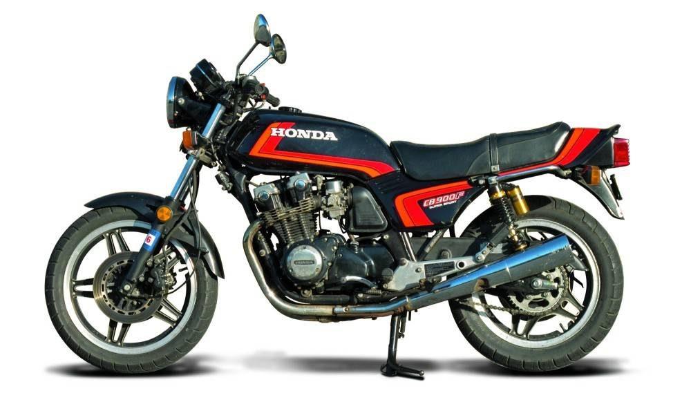 1980er Honda CB900 Bol d Or