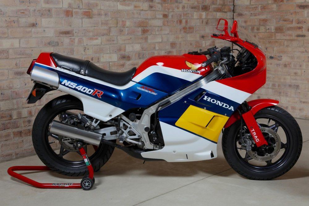 1980er Honda NSR400