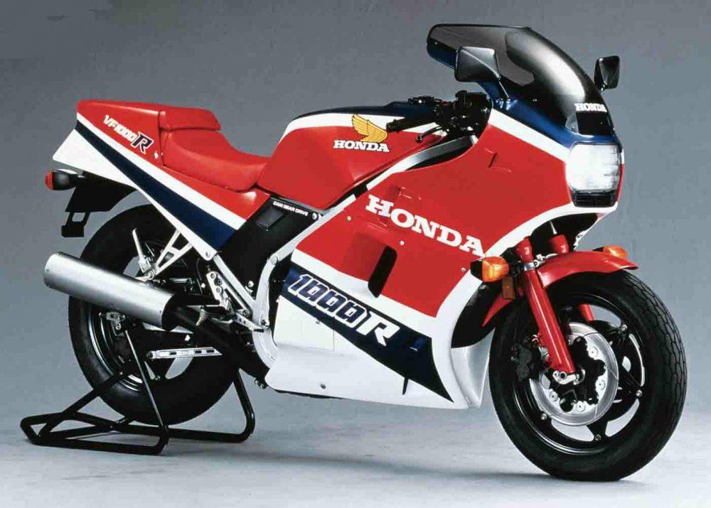 1980er Honda VF1000R