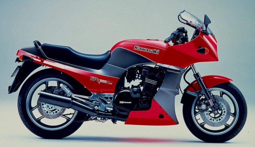 1980er Kawasaki GPZ900R