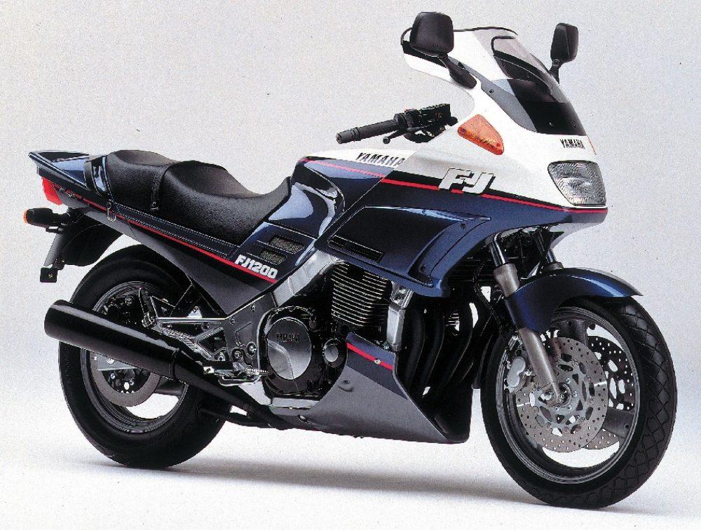 1980er Yamaha FJ1200
