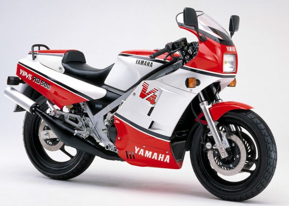 1980er Yamaha RD500