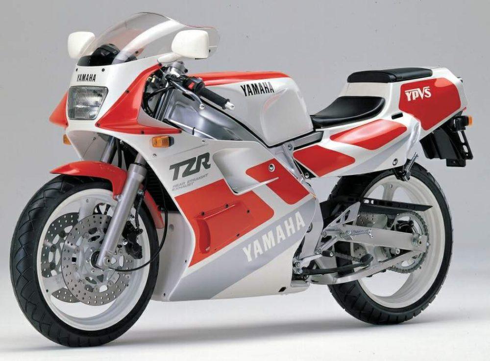 1980er Yamaha TZR250