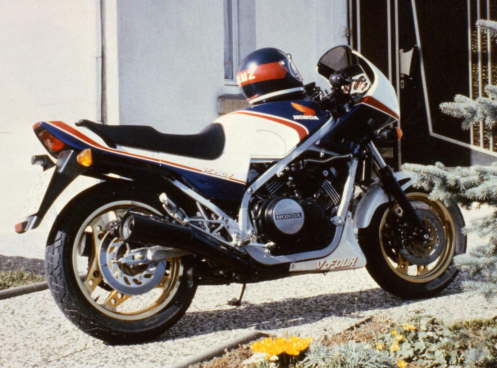 1983 Honda VF750F a