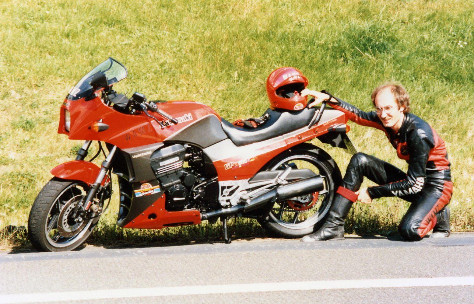 1985 Kawasaki GPZ900R FW
