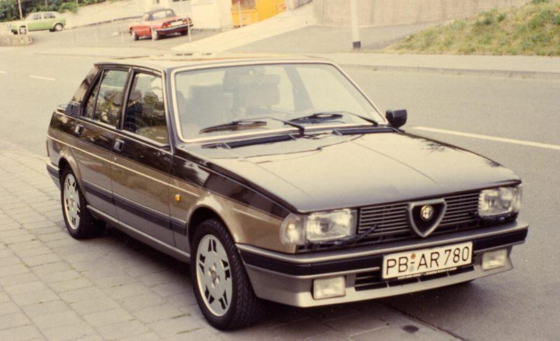 1986 AR Guilietta 2000 a