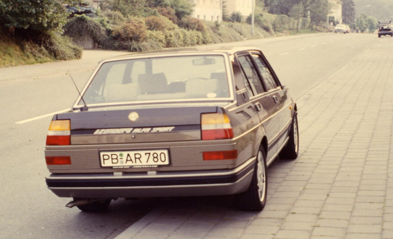 1986 AR Gulietta Heck