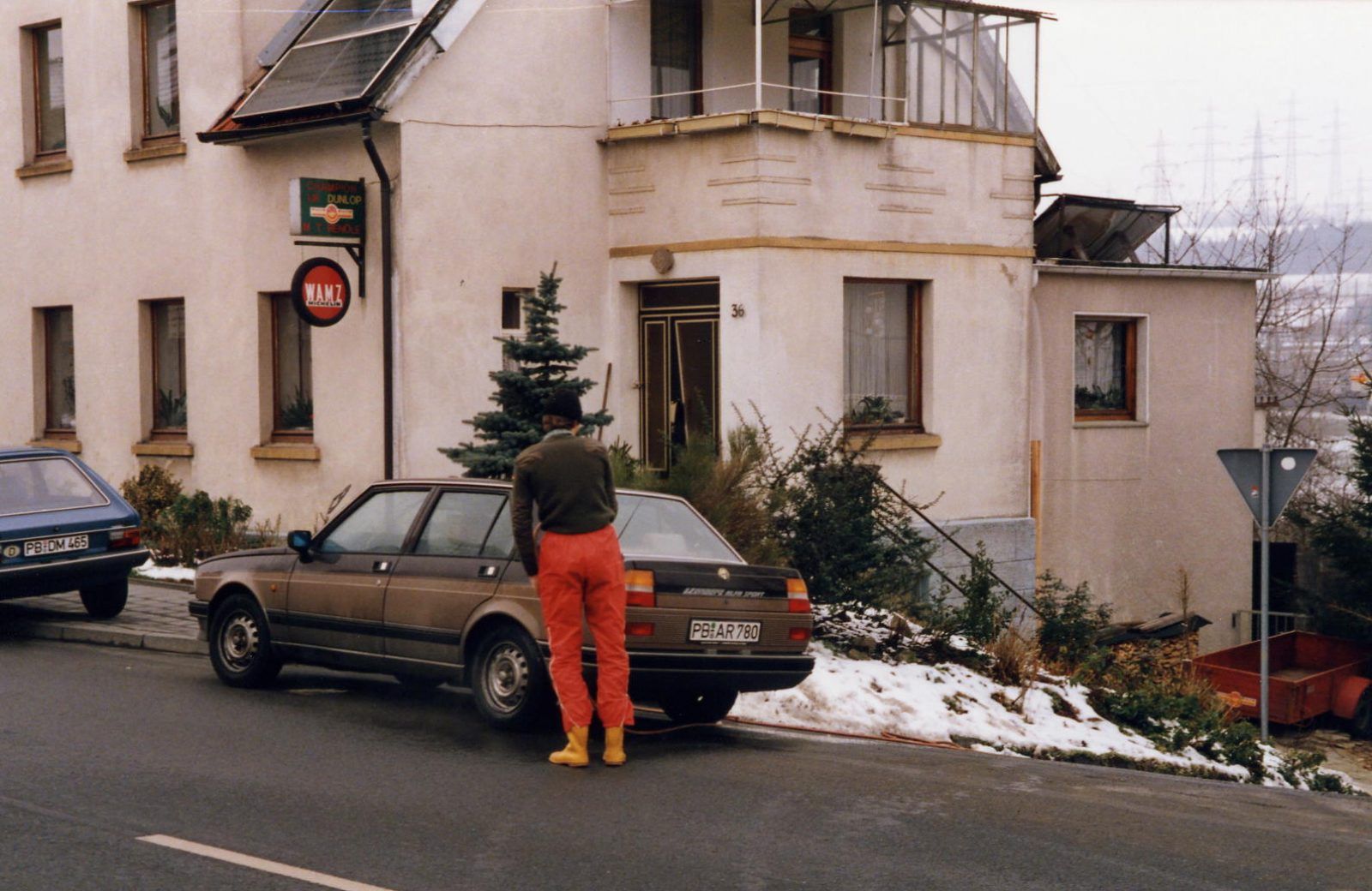 1986 AR Gulietta Waschen