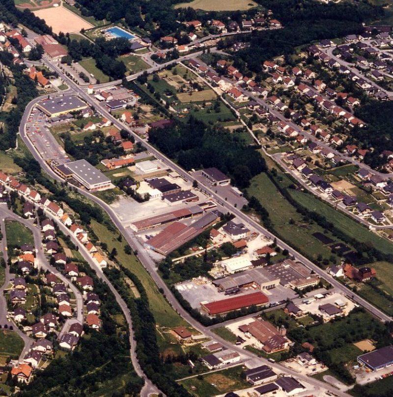 1986 Büren IG Werkstr