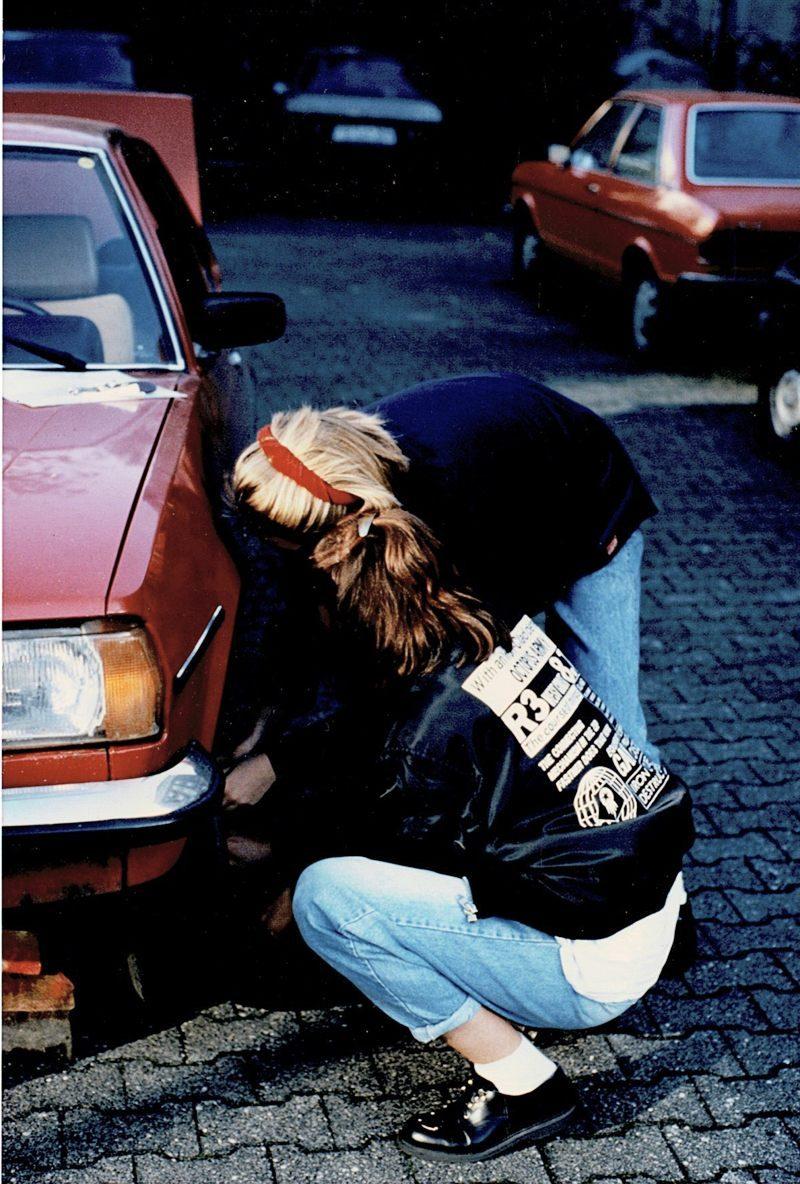 1990 Radwechsel