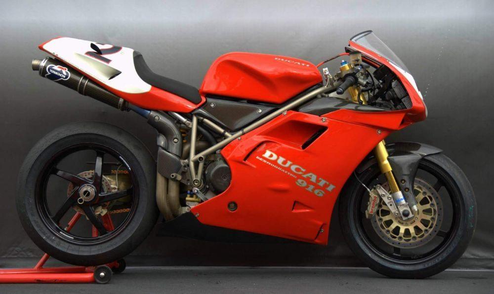 1990er Ducati 916