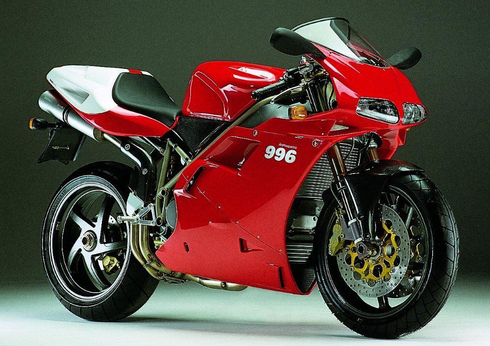 1990er Ducati 996