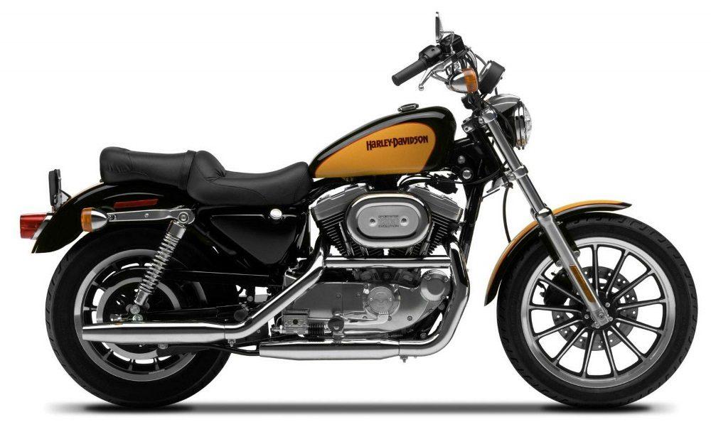 1990er Harley Davidson Sportster 1200
