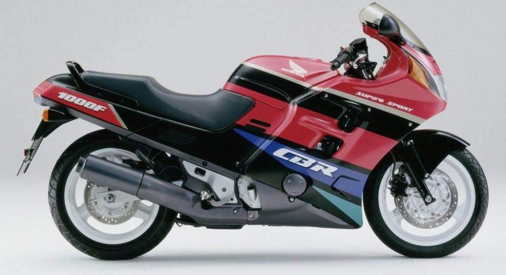 1990er Honda CBR1000F