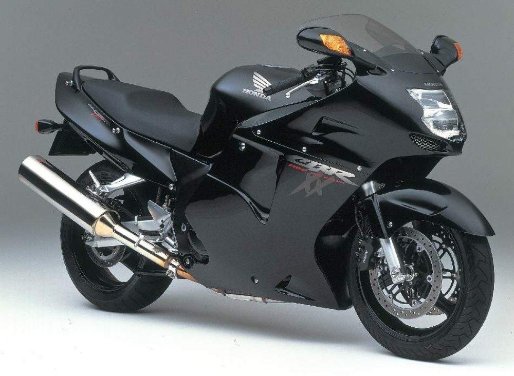 1990er Honda CBR1100XX