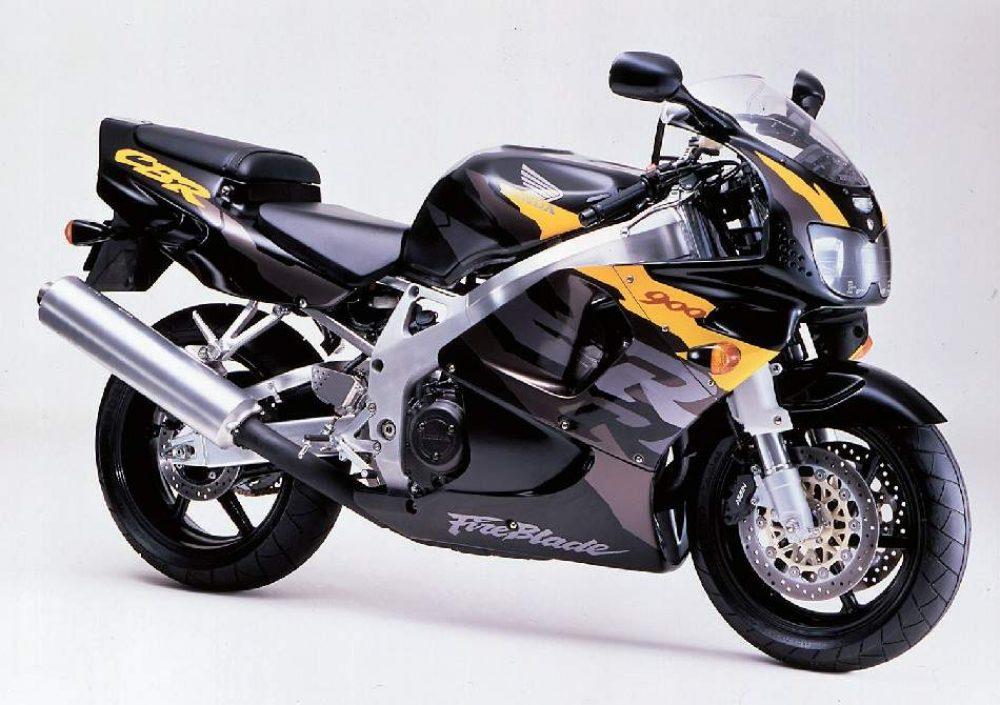1990er Honda CBR900RR
