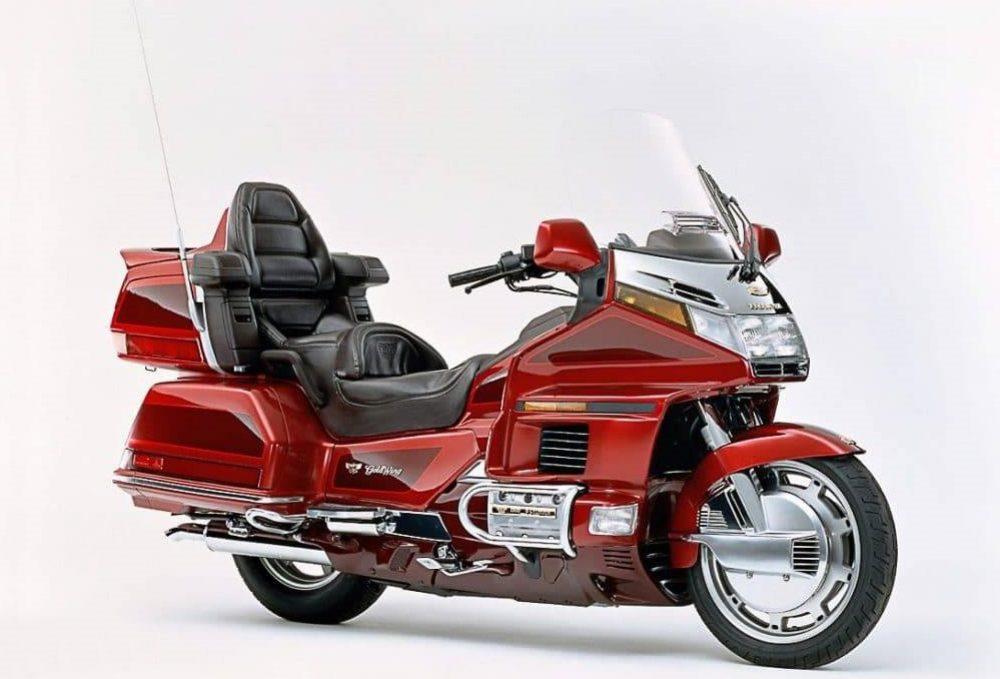 1990er Honda GL1500 SE Gold Wing