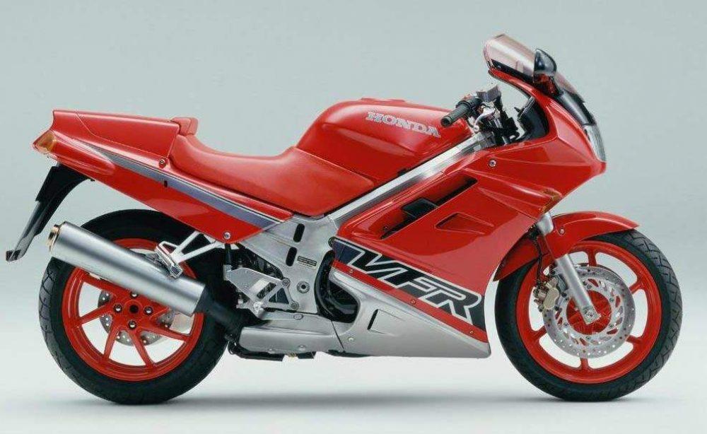1990er Honda VFR750F
