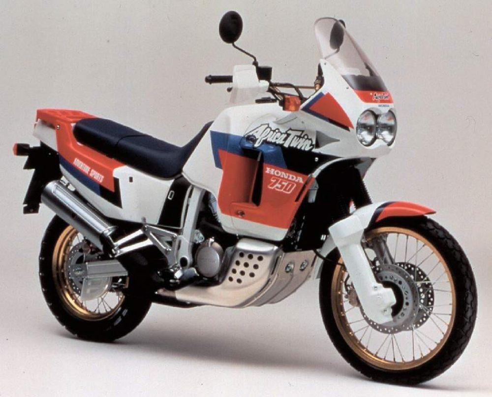 1990er Honda XRV 750 Africa Twin
