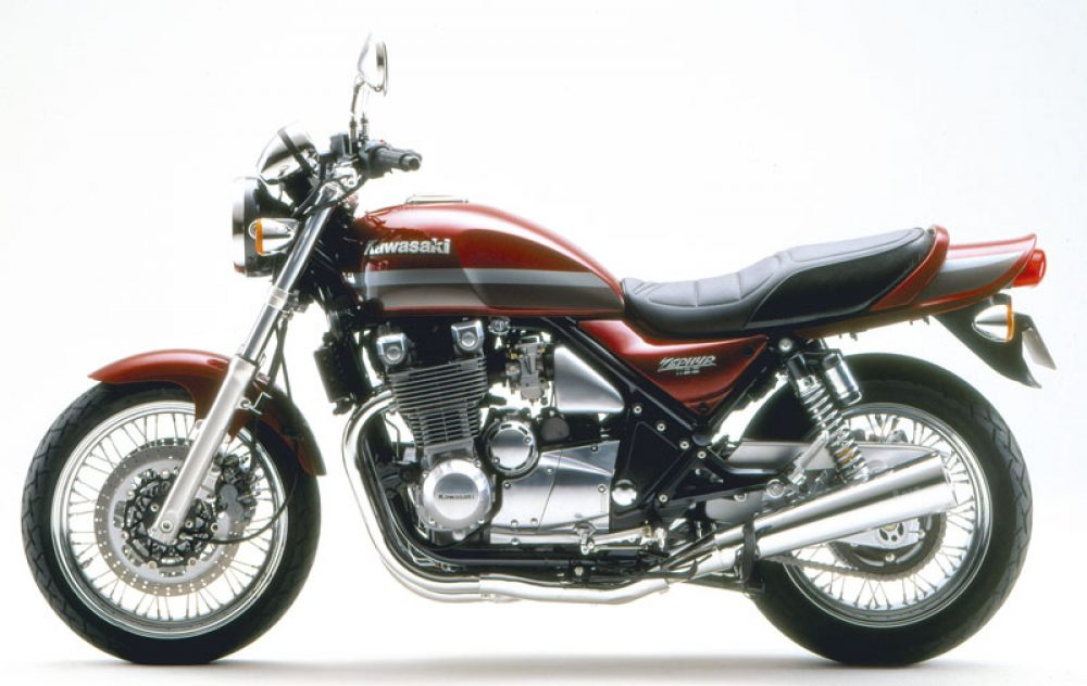 1990er Kawasaki Zephyr 1100_1996