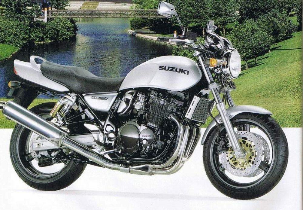 1990er Suzuki GSX750