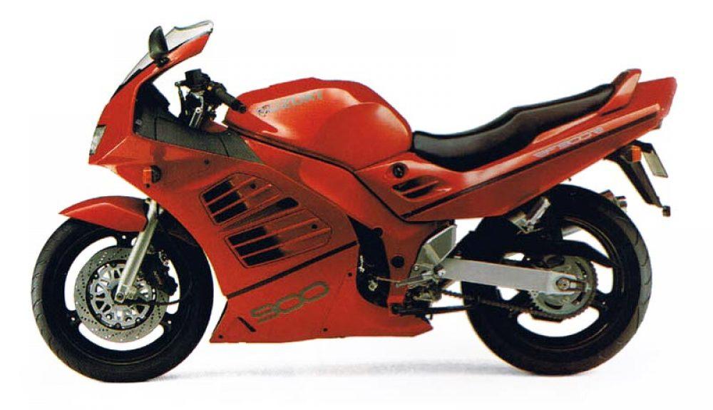 1990er Suzuki RF900R