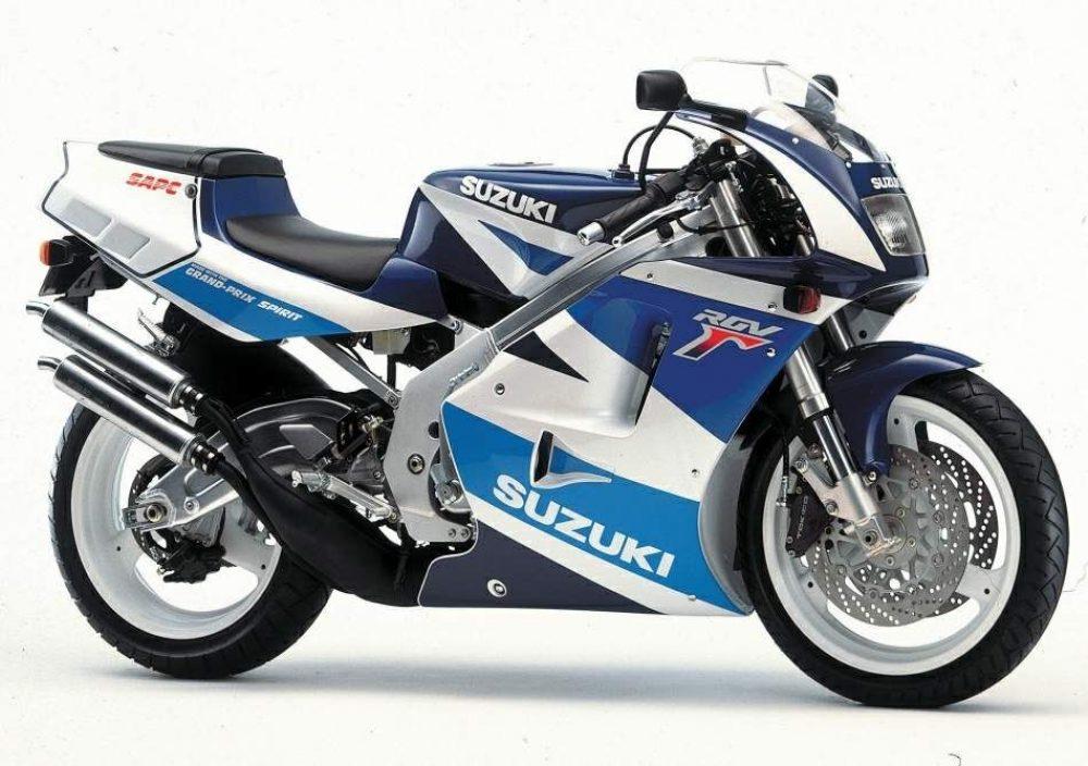 1990er Suzuki RGV250