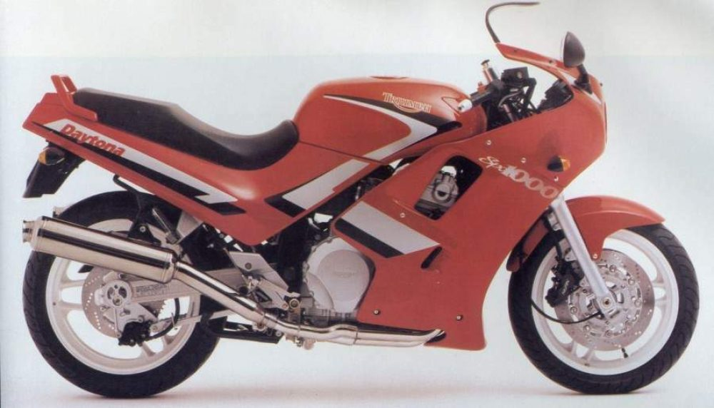 1990er Triumph Daytona 1000