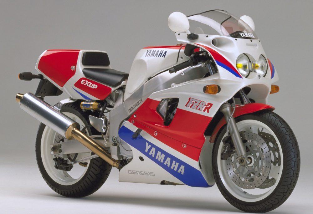 1990er Yamaha FZR750R