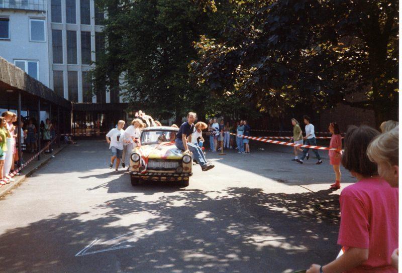 1991 Abschluss 10erTrabi