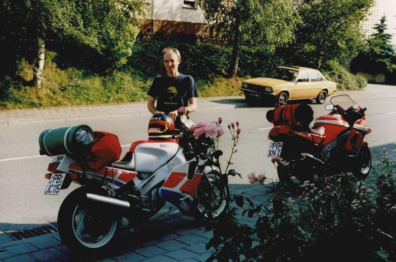 1991 FZR1000 F_Tour