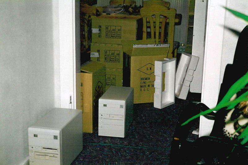 1992 B01 Auspacken