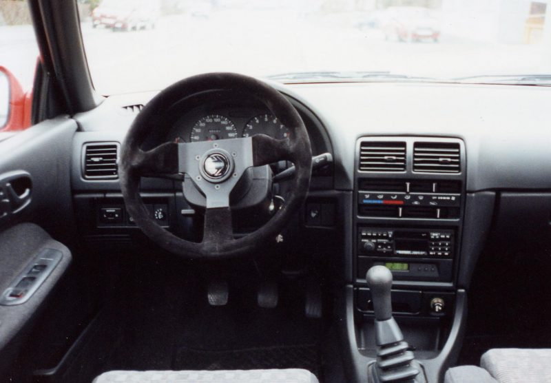 1994 Suzuki Swift Lenkrad